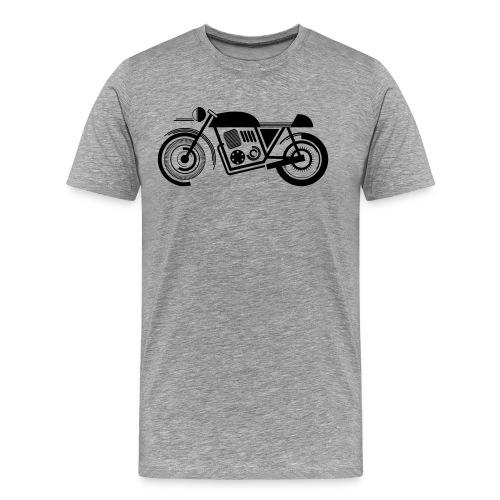 wk motor motor groot - Mannen Premium T-shirt
