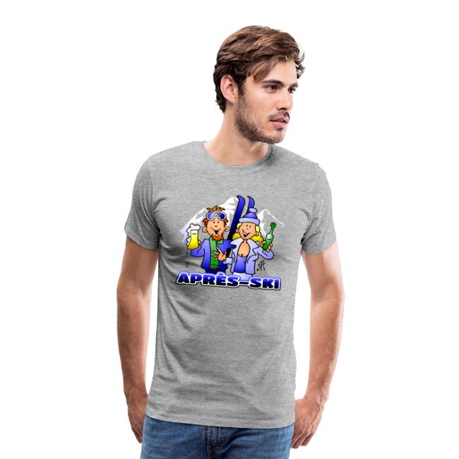Après-ski - T-shirt Premium Homme
