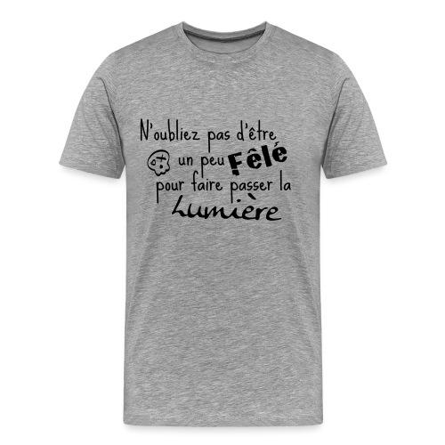 Fêlé - T-shirt Premium Homme