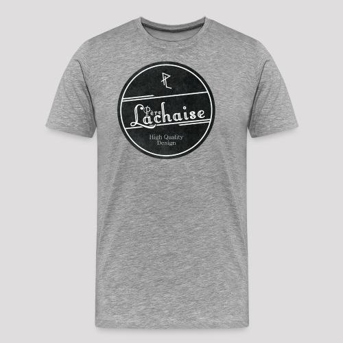 Père Lachaise - T-shirt - Female - Männer Premium T-Shirt
