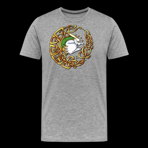 Celtic Hare - Men's Premium T-Shirt
