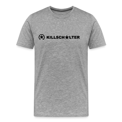 KILLSCHALTER Logo Brand 7KS04 - Men's Premium T-Shirt