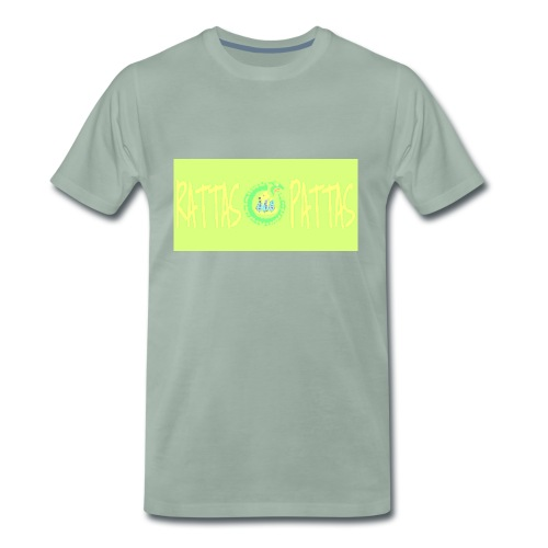 T DAY2015 - Mannen Premium T-shirt