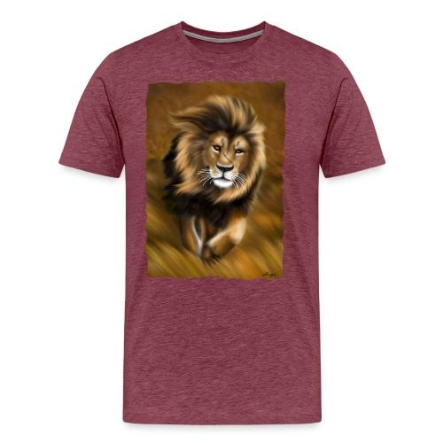 Il vento della savana - Maglietta Premium da uomo