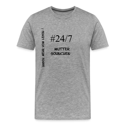 Muttersöhnchen - Männer Premium T-Shirt
