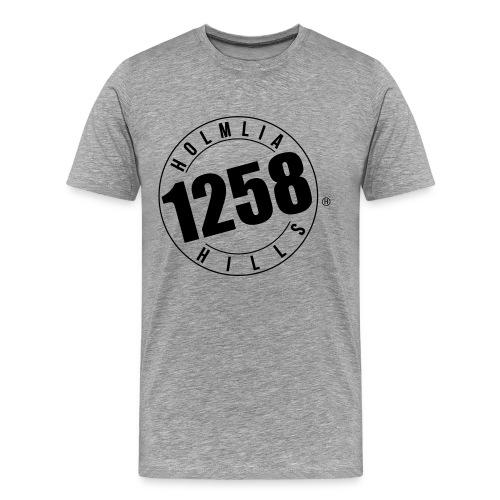 Holmlia Hills 91210 - Premium T-skjorte for menn