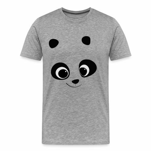 mirada de ternura - Camiseta premium hombre