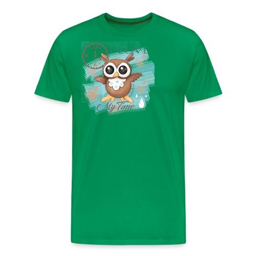 GUFO-E-TEMPO - Maglietta Premium da uomo