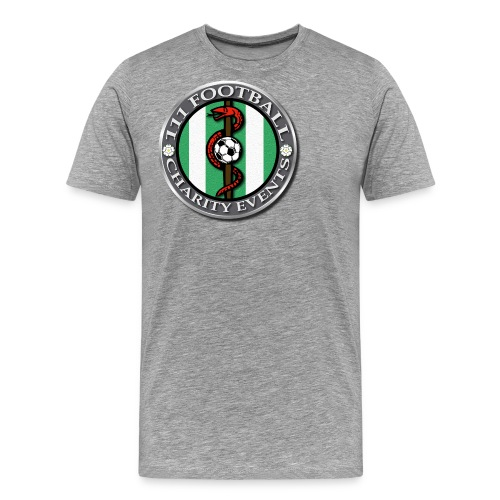 111 Football & Charity Events - Men's Premium T-Shirt