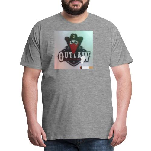 Nilsen Outlaw Smoke - Men's Premium T-Shirt