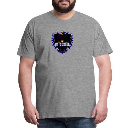 AUTocrats blue - Männer Premium T-Shirt