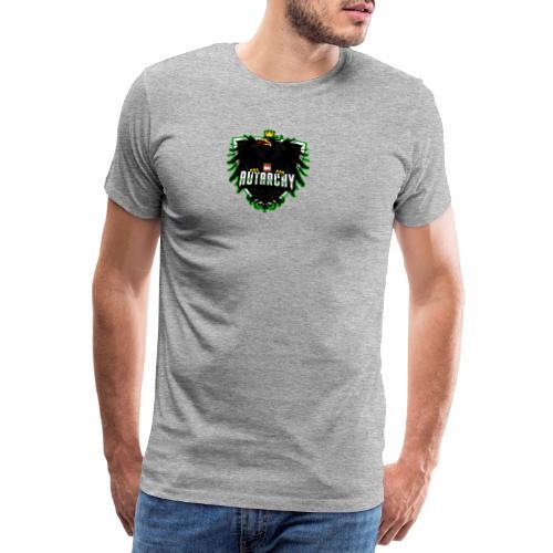 AUTarchy green - Männer Premium T-Shirt