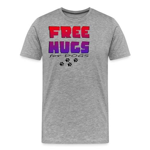 free hugs for dogs - Männer Premium T-Shirt