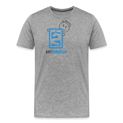 texte kategorien mygroup maxl - Männer Premium T-Shirt