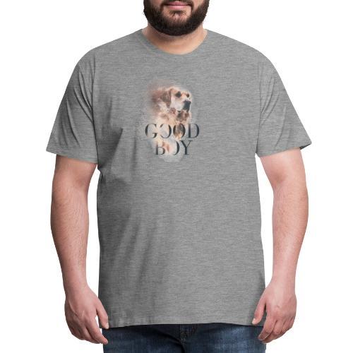 good boy - Männer Premium T-Shirt