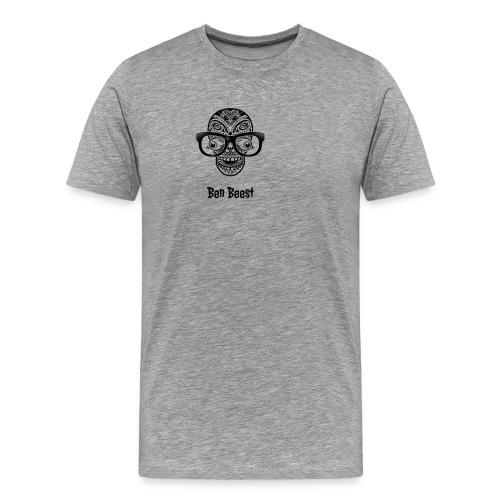 Koppige - Ben Beest - Mannen Premium T-shirt