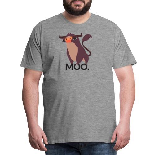 moo - Männer Premium T-Shirt