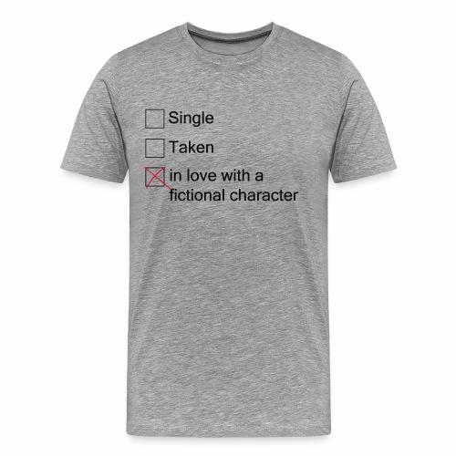 situation amoureuse - T-shirt Premium Homme