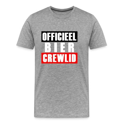 officieelbiercrewlid png - Men's Premium T-Shirt