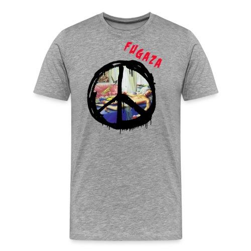 Fugaza png - Men's Premium T-Shirt