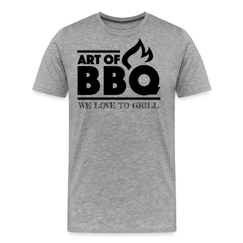 tasseweiß - Männer Premium T-Shirt