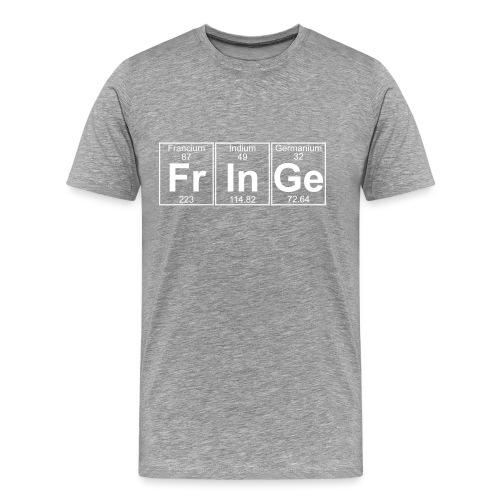 Fr-In-Ge (fringe) - Full - Men's Premium T-Shirt