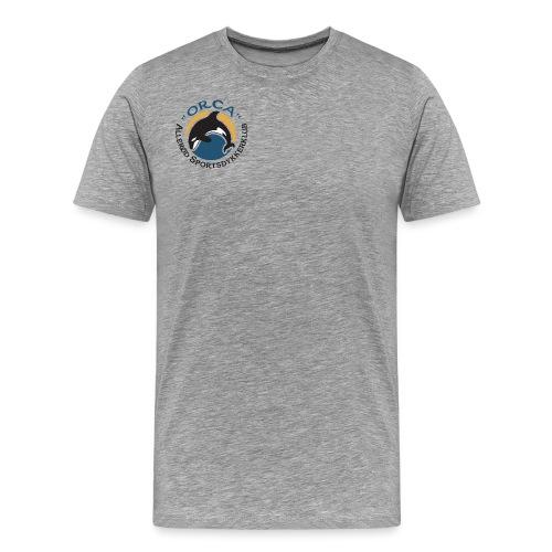 Lille Logo - Herre premium T-shirt