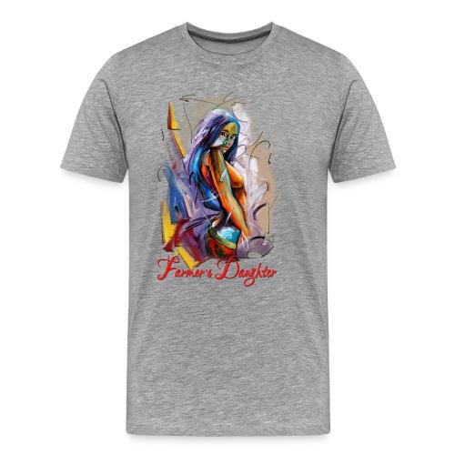 Woman Love - Men's Premium T-Shirt