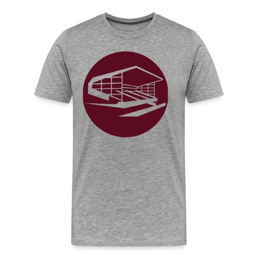 old show ground shirtv2 - Men's Premium T-Shirt