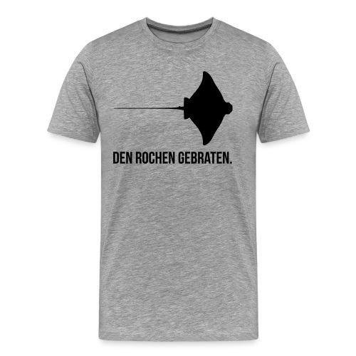 Gebratener Rochen - Männer Premium T-Shirt