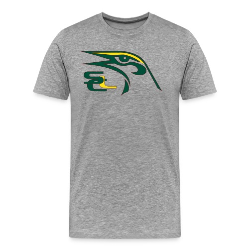 SCL college2 png - Männer Premium T-Shirt