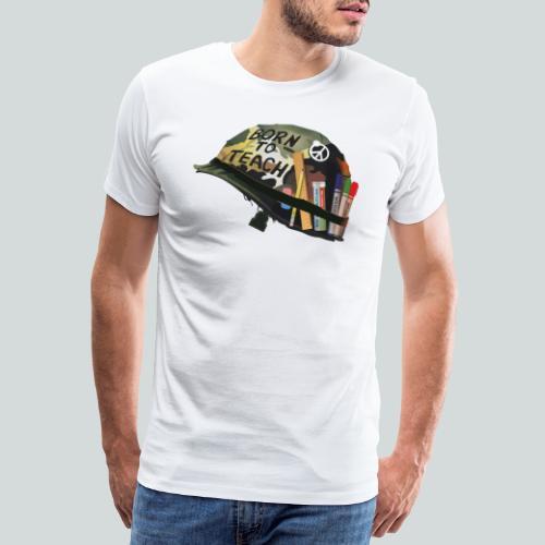 Born to teach - AAS - T-shirt Premium Homme