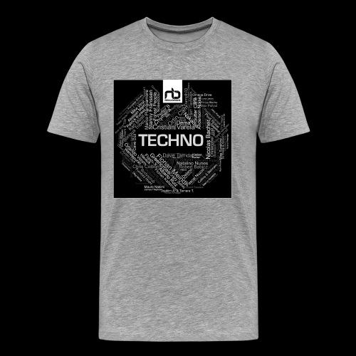 10 YEARS NB RECORDS - Men's Premium T-Shirt