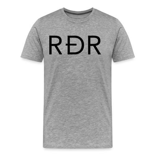 RDR Black - T-shirt Premium Homme