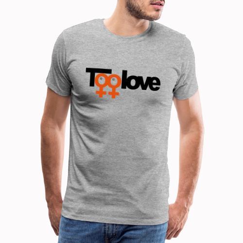 toolove mm - Maglietta Premium da uomo