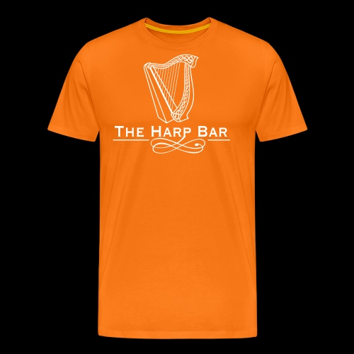 Logo The Harp Bar Paris - T-shirt Premium Homme