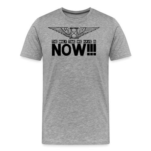 now png - Männer Premium T-Shirt