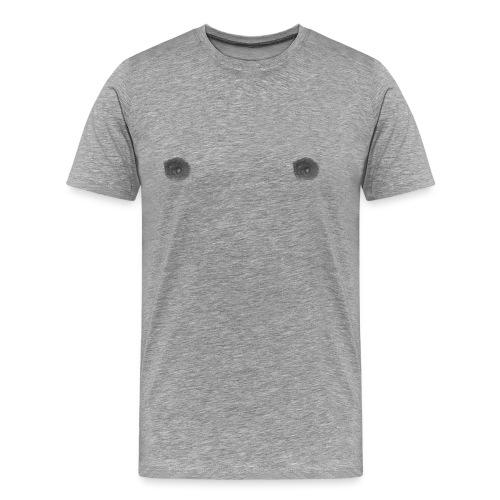 NIPPLES Merchandise - Men's Premium T-Shirt