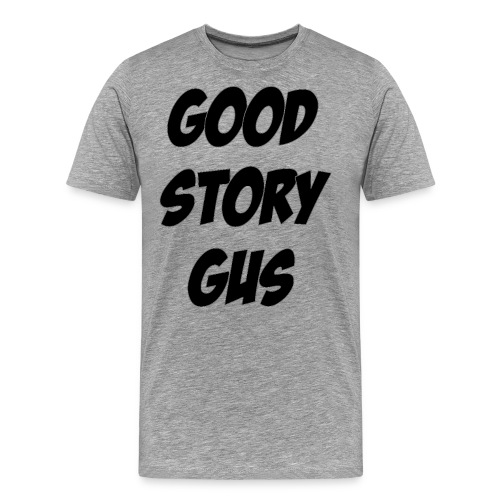 Good Story Gus Black - Men's Premium T-Shirt