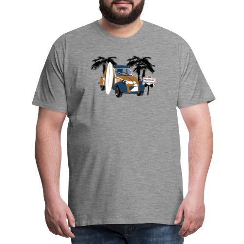 2cv Delatelier Vfoncée - T-shirt Premium Homme