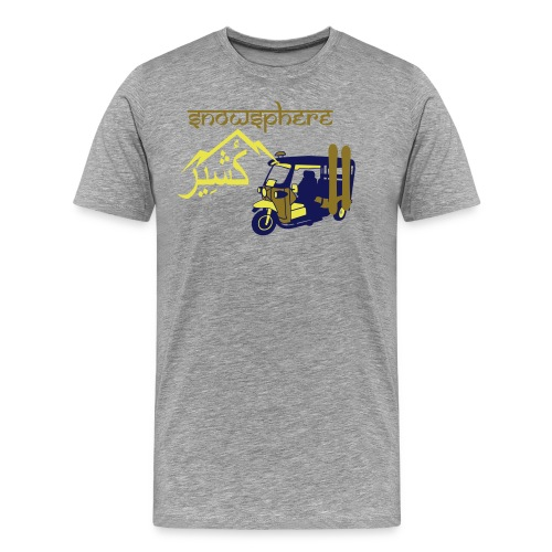 Ski Kashmir Tuk Tuk - Men's Premium T-Shirt