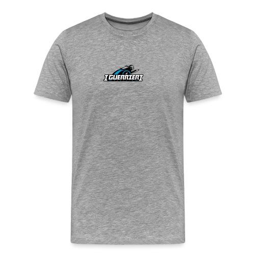 logo sans fond i guerrier - T-shirt Premium Homme