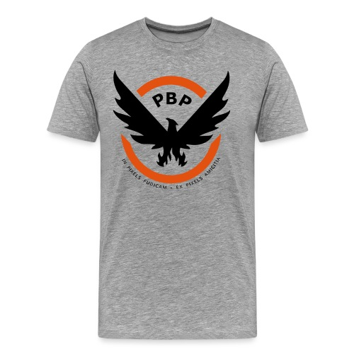 The Pixel Division - Men's Premium T-Shirt