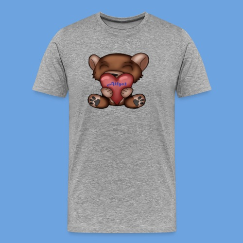 Alf T-Shirt Bär - Männer Premium T-Shirt