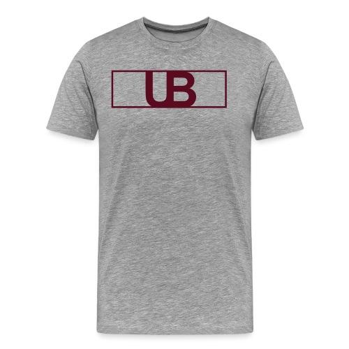 UrbanBrand Logo - Koszulka męska Premium