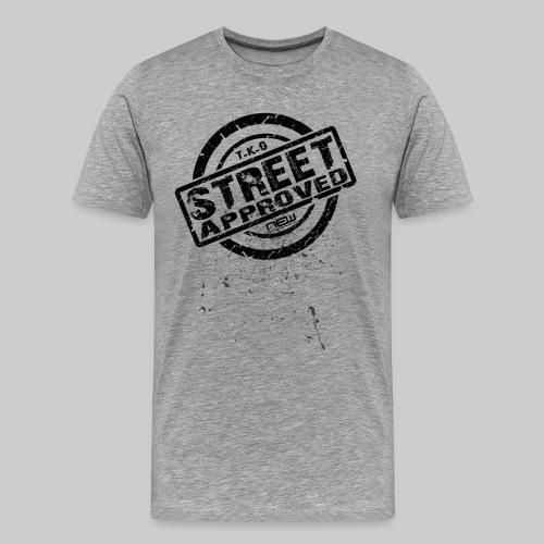 tko streetapp png - Männer Premium T-Shirt