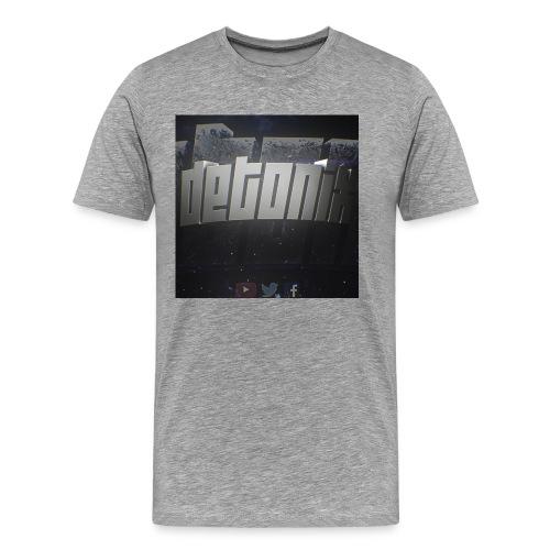 Camiseta MUJER Detonix - Camiseta premium hombre
