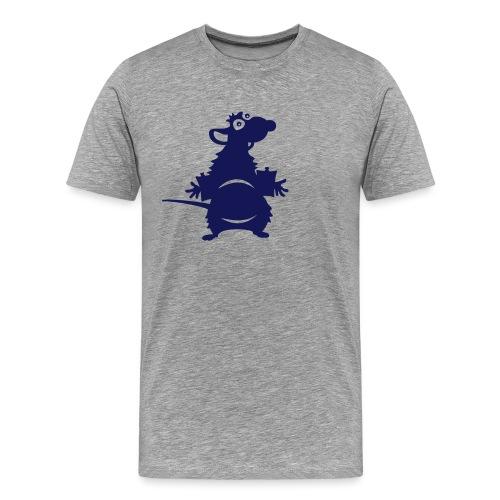 Wasserratte - Männer Premium T-Shirt