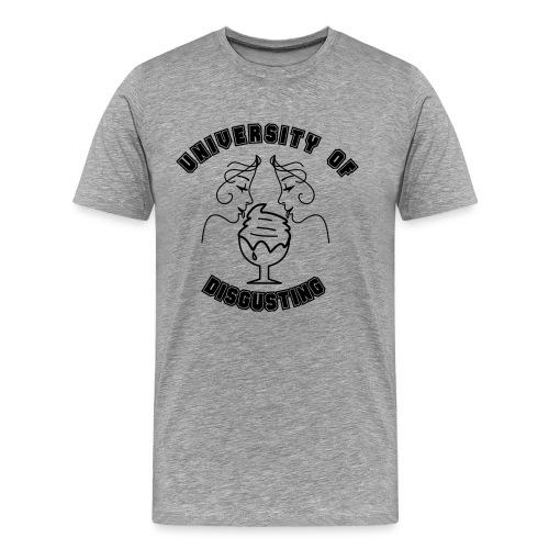University of Disgusting - Männer Premium T-Shirt