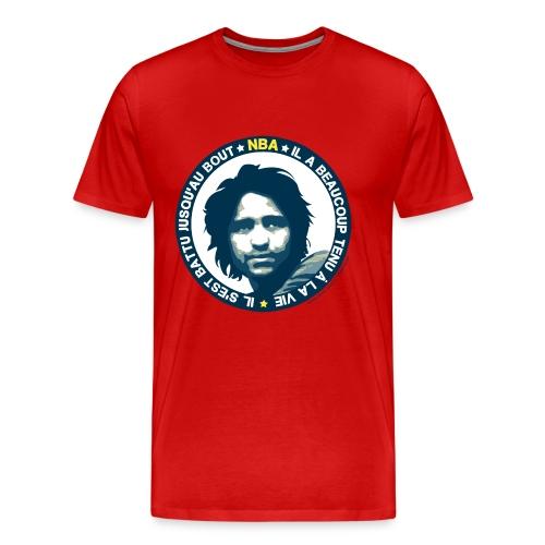 nba tshirt 2012 - T-shirt Premium Homme